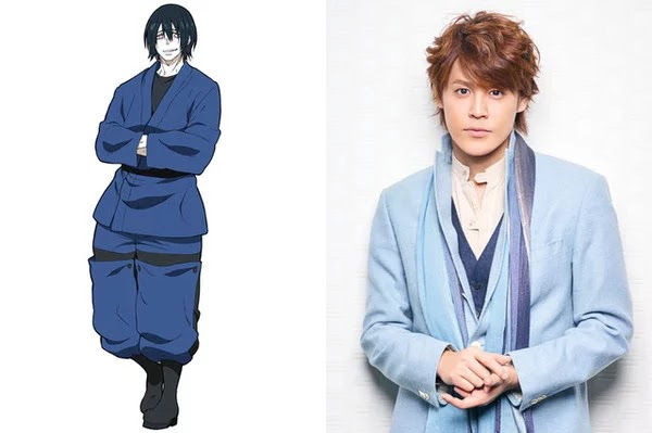"Mamoru Miyano se une al reparto del anime ""En En no Shōbōtai"" (Fire Force)."