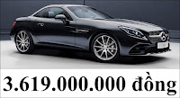 Giá xe Mercedes AMG SLC 43 2019