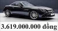 Giá xe Mercedes AMG SLC 43 2020