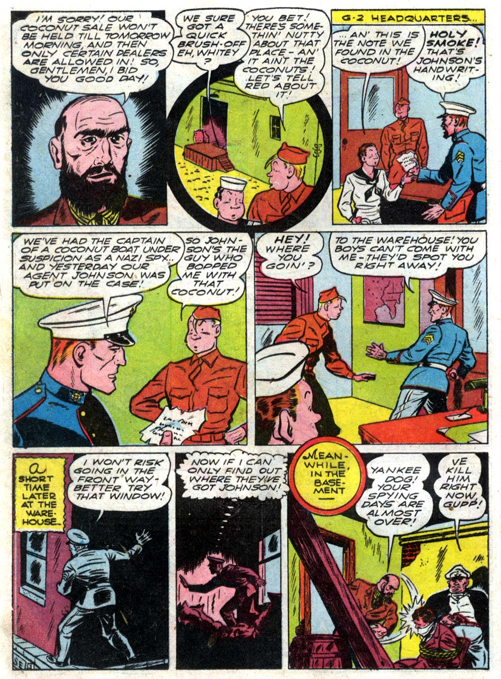 Read online All-American Comics (1939) comic -  Issue #55 - 42