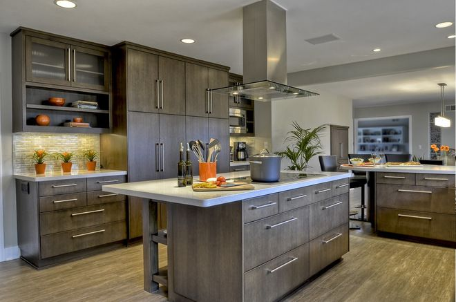 اساسيات تصميم المطبخ معماريا