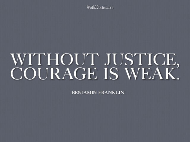 Quotes About Justice: Justice Quotes - WothQuotes