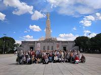 El 1 de mayo la Parroquia Peregrina al Cerro de los Angeles.
