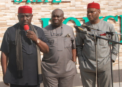 south East governors condemns ipob