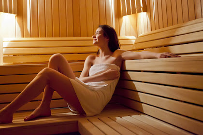 Ini 5 Manfaat Sauna yang Perlu Anda Ketahui