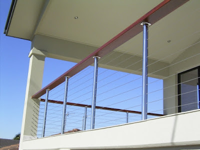 balustrade in Adelaide