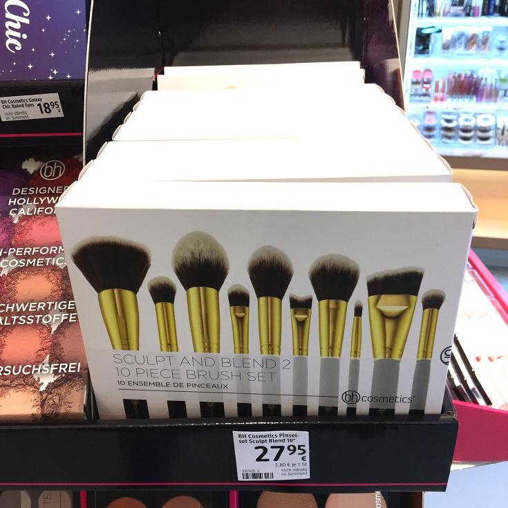 Bh Cosmetics Bei Dm Glam Shine Bloglovin