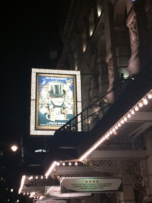 A Christmas Carol, Theatre, Noel Coward, London, Covent Garden