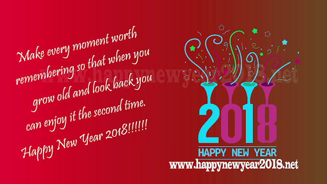 2k18 New year messages wishes