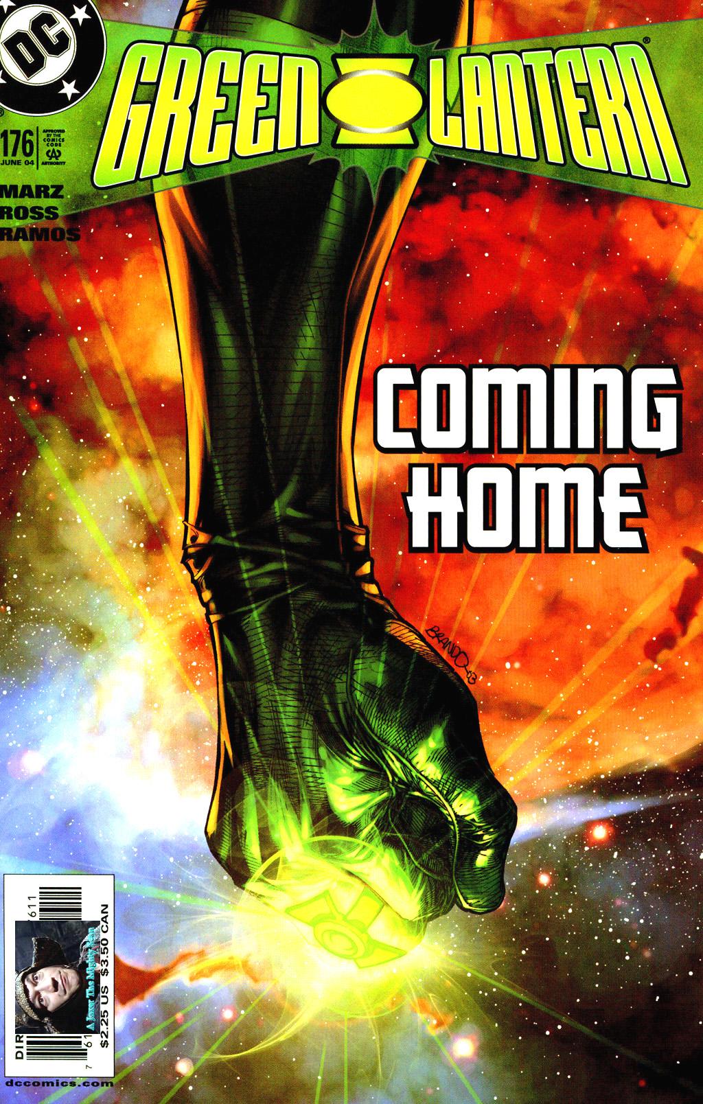 Green Lantern (1990) 176 Page 1