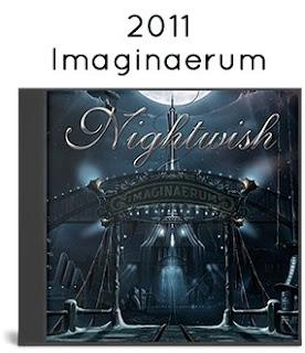2011 - Imaginaerum (LTD 2CD Digipak + Exclusive CD)