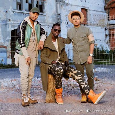Dream Boyz - Será (feat. Bass & Maer Carvalho) (2o17)    DOWNLOAD