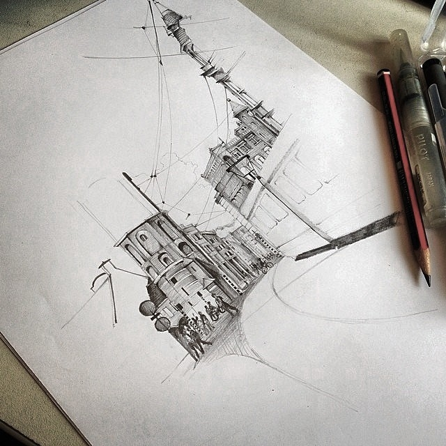 11-Incomplete-Sketch-Veevinci-Drawing-Architectural-Buildings-to-Relax-www-designstack-co