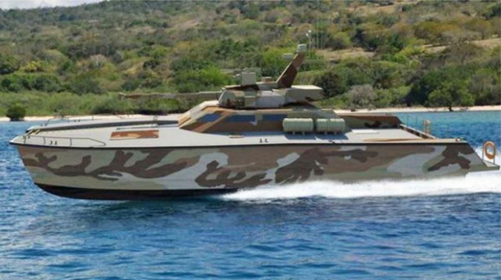 Bagaimana tanggapan media Rusia mengenai kemungkinan pembelian Tank Boats X-18 dari Indonesia