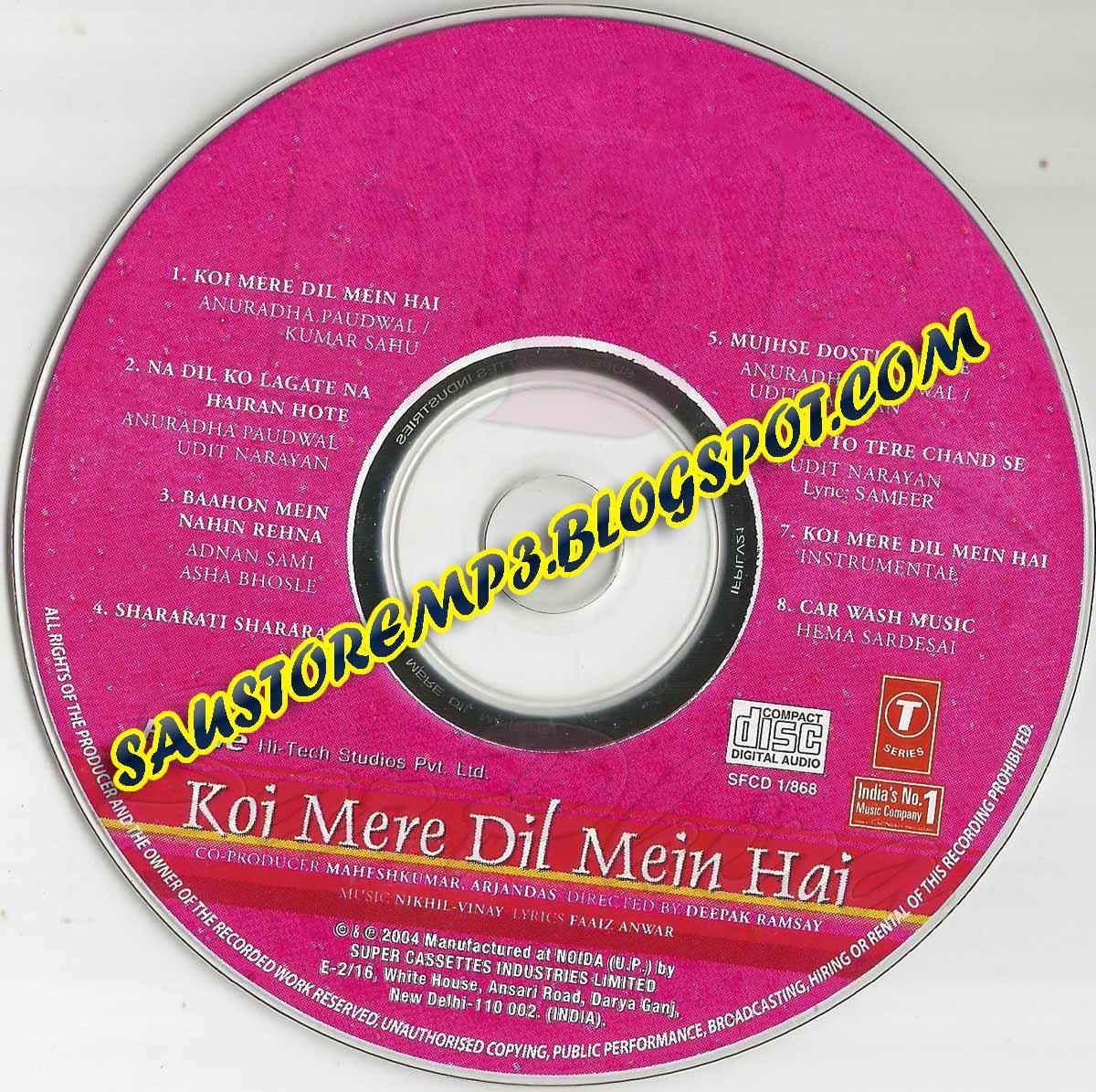 Koi Puche Mere Dil Se Song Mp3: Www.saustoremp3.blogspot.com: Anuradha Paudwal