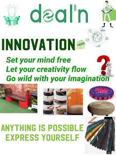 Let Your Creativity Flow With www.Dealiin.Com!