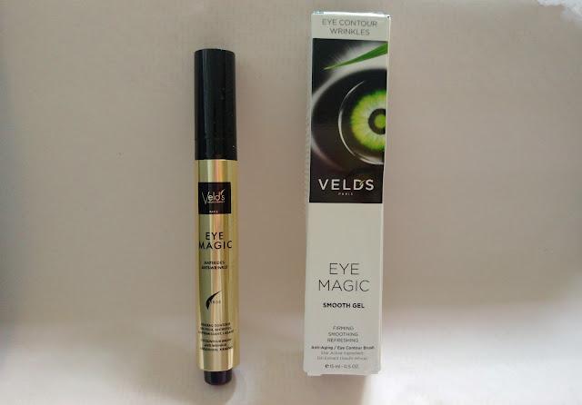 >>急救倦眼細紋*法國 VELDS Eye Magic Anti Wrinkles 眼圈抗皺刷