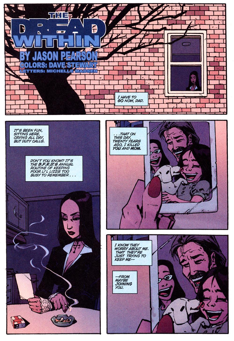 Read online Hellboy: Weird Tales comic -  Issue #4 - 3