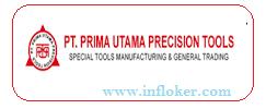 Lowongan Operator Produksi PT. Prima Utama Precision Tools Kawasan Lippo Cikarang