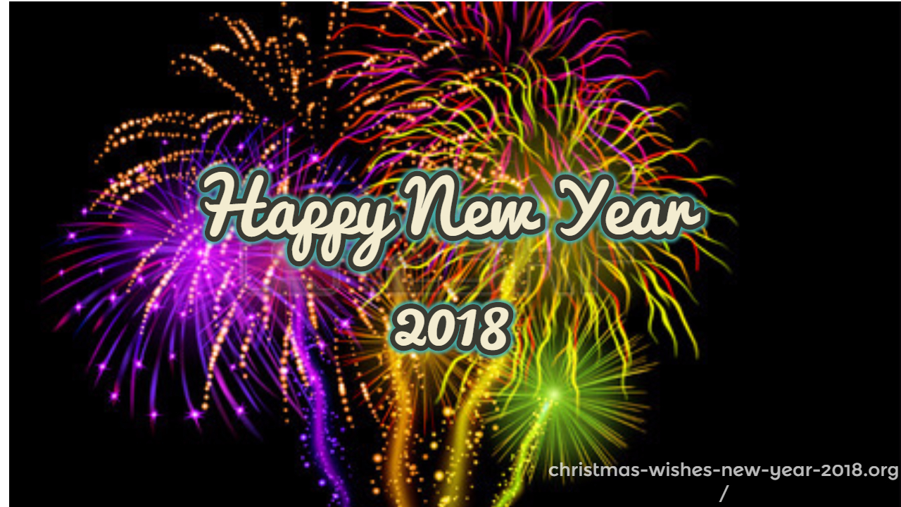 Romantic Happy New Year 2018 Wishes For Wife Merry Christmas
