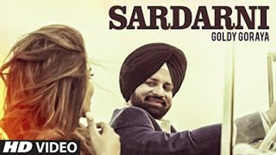 Sardarni Lyrics - Goldy Goraya, Parmod Sharma | Punjabi Songs 2017