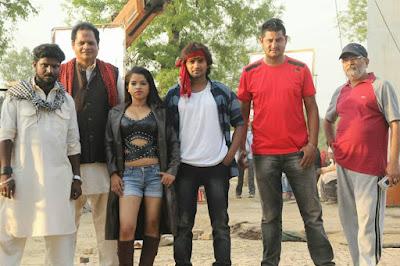 Devra Rikshawala Bhojpuri Movie