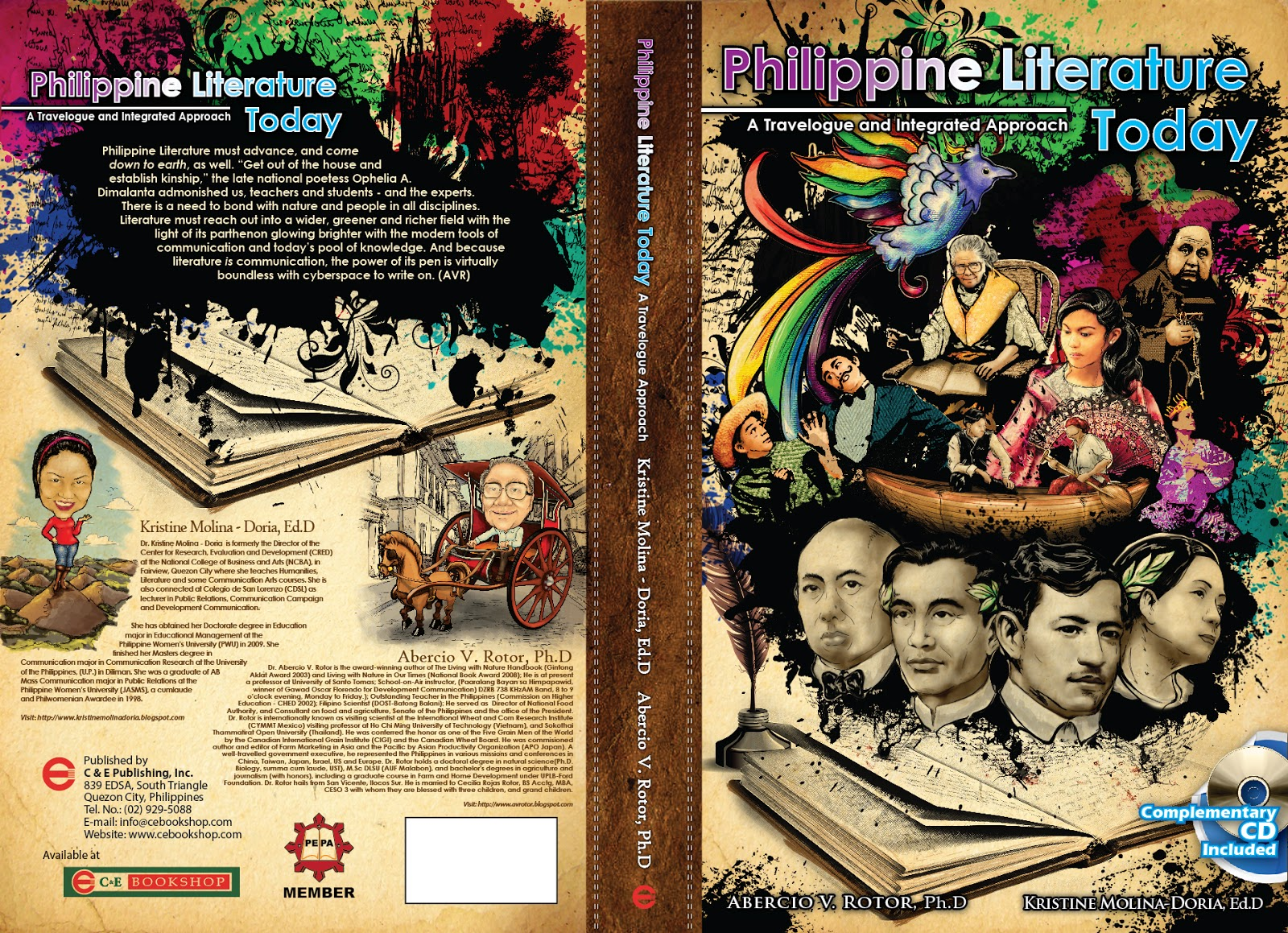 philippine literature today a view from The literary forms in philippine literature posted on april 14, 2015 × the ncca uses a third-party service to analyze non-identifiable web traffic data for us.