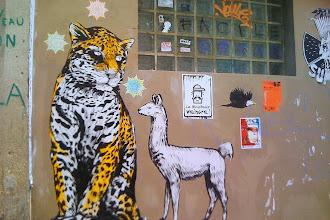 Sunday Street Art : Suriani et Bazaar Latino - rue de la Fontaine au Roi - Paris 11