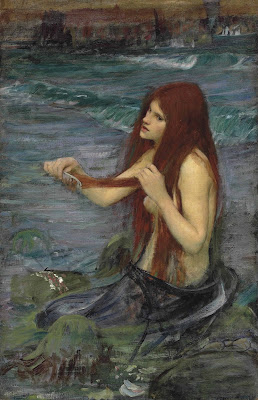 John William Waterhouse Mermaid