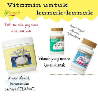 set vitamin shaklee