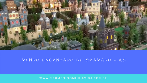 Um local mágico onde estão expostas, lindas maquetes que mostram a história da cidade, além de ter também maquetes dos principais pontos turísticos da região.
