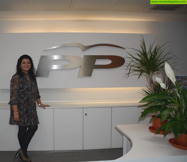 Una treinta de miembros del PP de La Palma se dan cita en la Convención Nacional