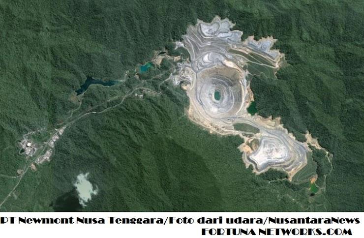 """Saham Tambang Emas Newmont NTB Sudah Dijual ke RRChina,""""Rakyat Indonesia@NTB Telah Ditipu""""!"""