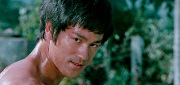 Bruce Lee în Enter The Dragon (1973)