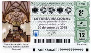 Toda la informacion de la loteria nacional de hoy
