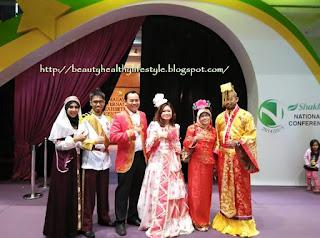 National conference Shaklee 2015; Shaklee Labuan aktif; Pengedar Sah shaklee hebat;Glamour sensation costume rental