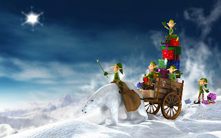 Cute Merry Christmas Greetings Quotes Sayings Wallpapers