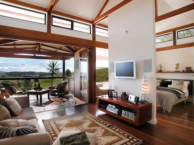 Idées de design d'intérieur tropical