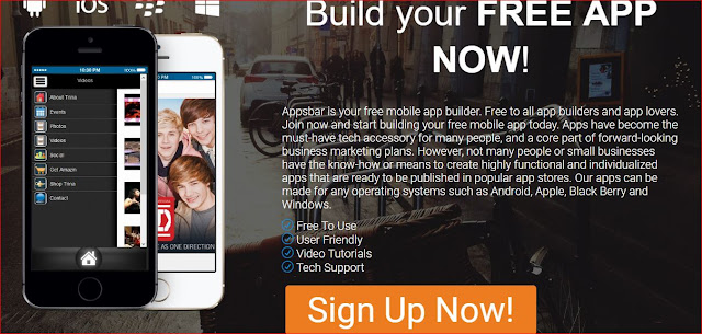 Create your own apps with the help of these websites   Full Detail