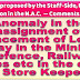 Replacement of Levels of pay in the Ministry of Defence, Railways, Mines etc in the case of Store Keepers