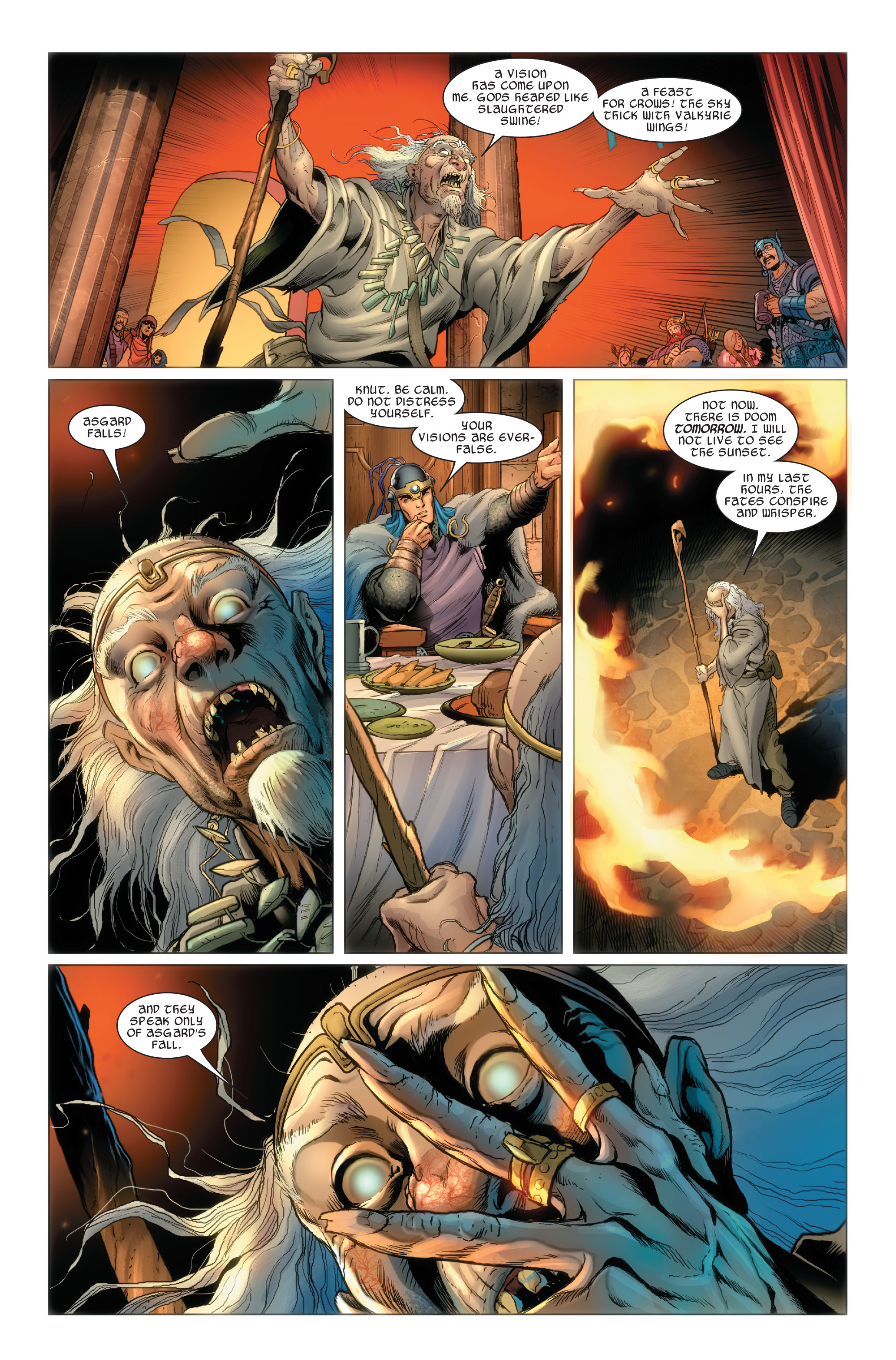 Thor (2007) Issue #607 #20 - English 6