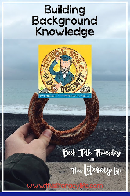 Doughnuts are a favorite with so many of us. The Hole Story of the Doughnut is a great book to help us all gain background knowledge.