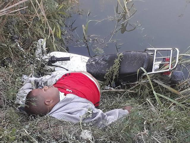 Joven muere en accidente en curva de Batey Dos de Neiba.