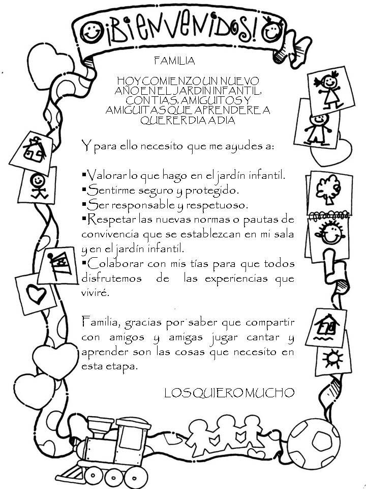 Maestra Asunción Mensajes De Bienvenida Al Nuevo Año Escolar