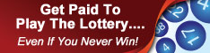 The new Lotto Magic Banner Ad - Size 234x60