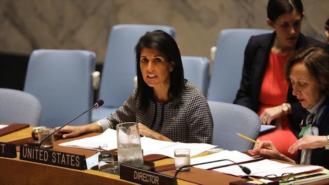 EEUU en la ONU: Ya es hora de que Rusia cese su apoyo a Al-Asad