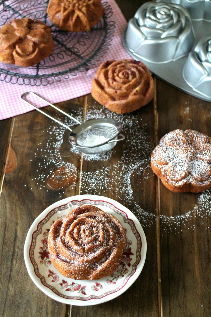 raspberry-cakes, bizcochos-de-frambuesa