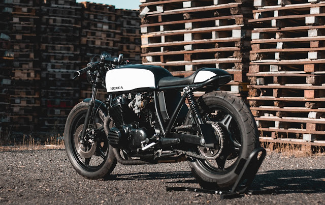 Honda CB750 By Kaspeed Custom Motorcycles Hell Kustom