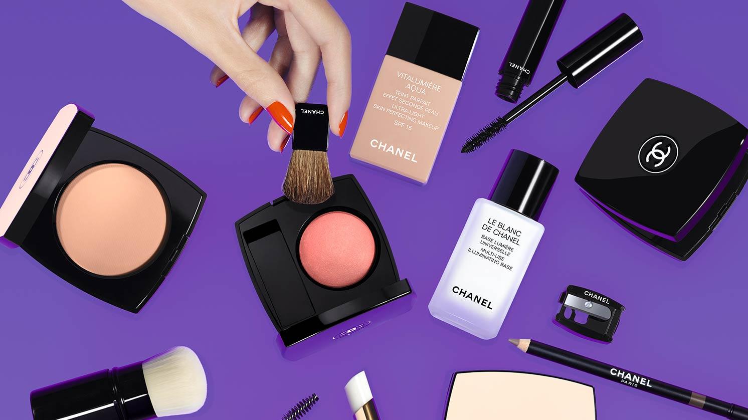 chanel make up online
