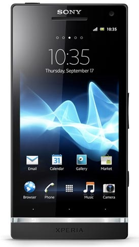 Sony Xperia S - Software Review